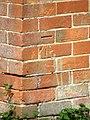 Bench Mark, Cranford Road - geograph.org.uk - 2046263.jpg