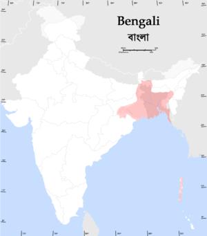 Bengal - Modern Bengal Region