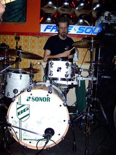 Benny Greb German drummer