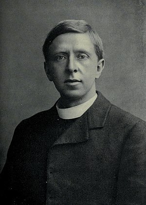 Lord of the World - Monsignor Robert Hugh Benson, at the time of Lord of the Worlds 1907 publication.