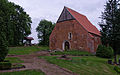 Berendshagen - Kirche und Glockenstuhl von Südwesten.jpg
