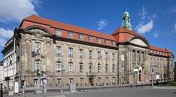 Berlin, Mitte, Invalidenstrasse, Bundesministerium fuer Wirtschaft und Technologie 01.jpg