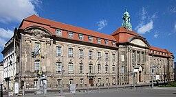 Berlin, Mitte, Invalidenstrasse, Bundesministerium fuer Wirtschaft und Technologie 01