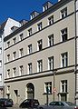 Berlin, Mitte, Kleine Hamburger Strasse 26, Mietshaus.jpg