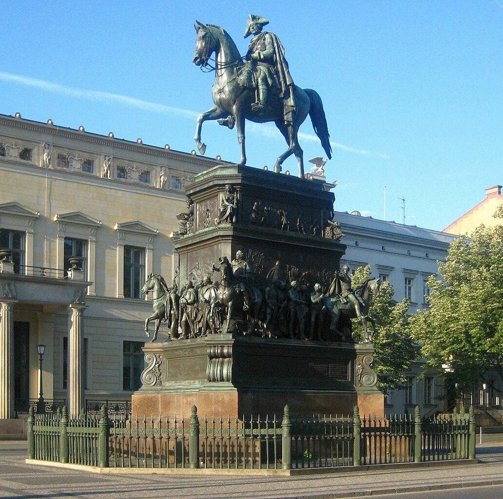 Category:Denkmal Hans Joachim von Zieten (Berlin