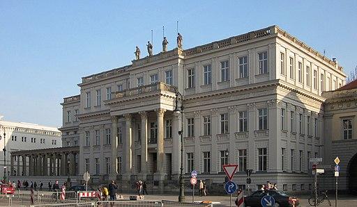 Berlin, Mitte, Unter den Linden 3, Kronprinzenpalais 01