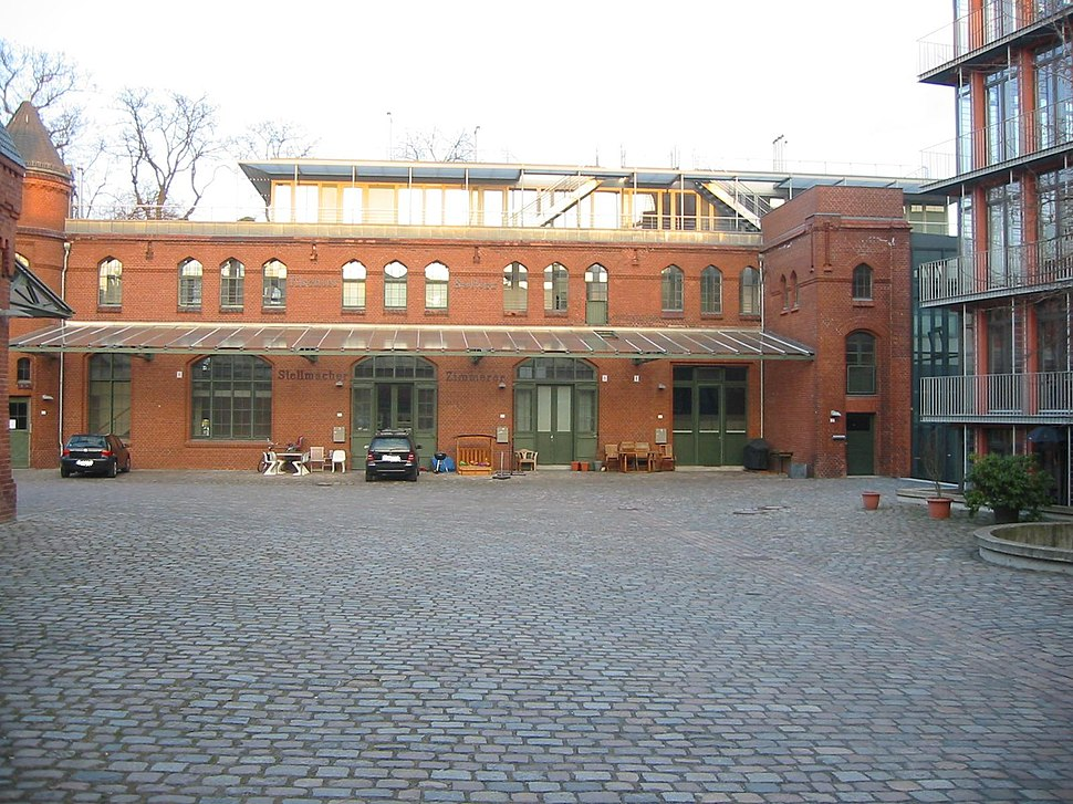 Berlin-Kreuzberg Schmiedehof