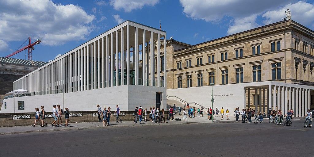 Berlin James-Simon-Galerie asv2019-07 img2