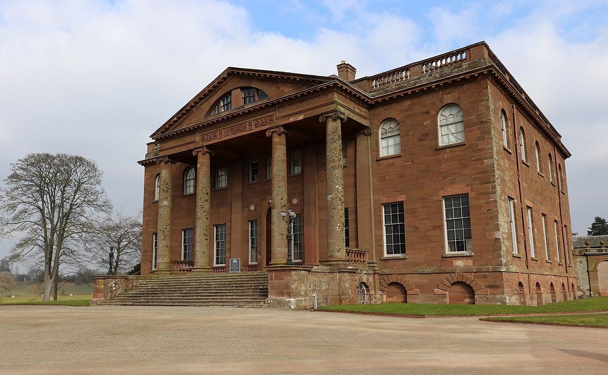 Berrington Hall - Wikipedia