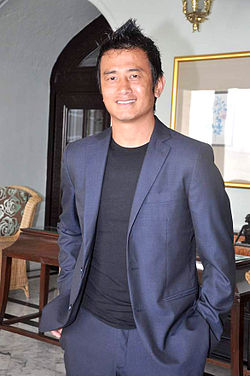 Image illustrative de l'article Baichung Bhutia