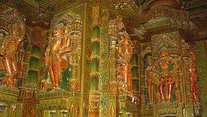 Sumatinatha - Image: Bhandasar Jain Temple 1