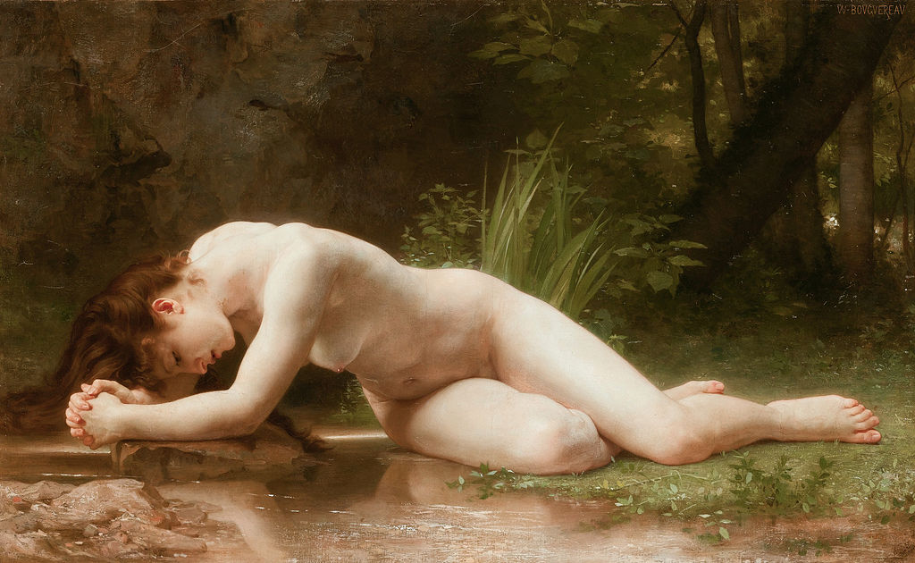 Biblis, by William Bouguereau