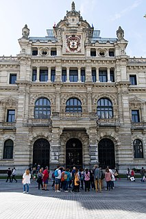 Biscay Foral Delegation Palace