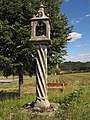 Bildstock Gedrehtes Kreuz bei Stift Zwettl.jpg