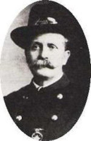 Bill Tilghman - Tilghman in 1912
