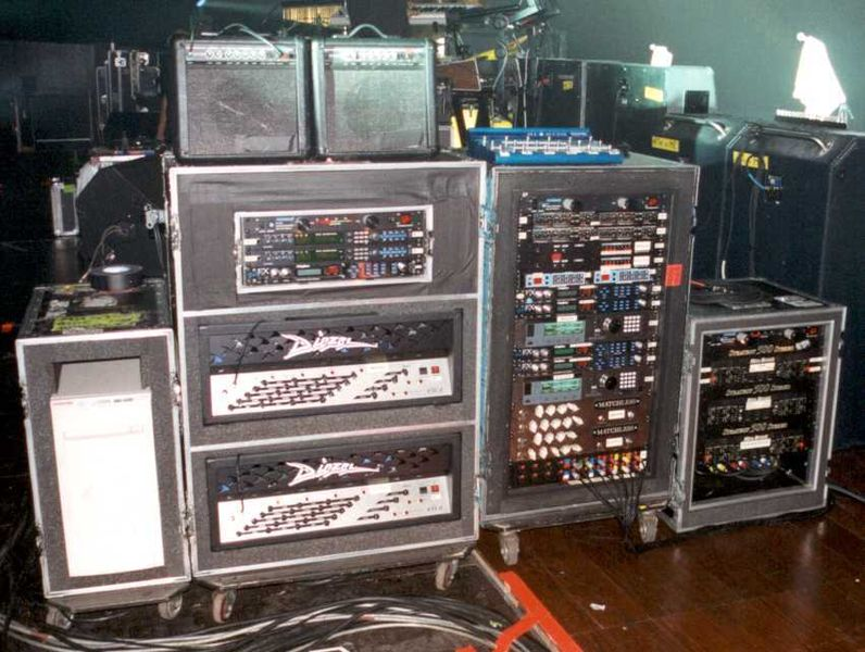 Amps New Home