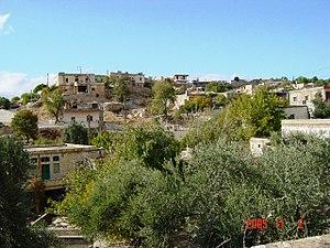 Al-Bireh, Lebanon - Many homes were abandoned due to emigration