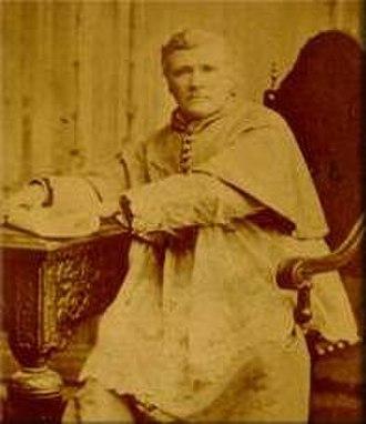 Antoine LeClaire House - Bishop John McMullen