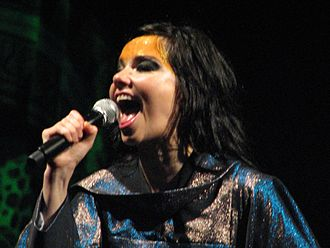 Trip hop - Björk, an artist who has often incorporated trip hop in her music