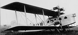 Blériot 115 - Blériot 115 prototype