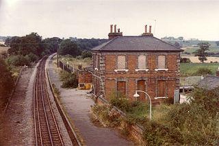 Blake Hall tube station