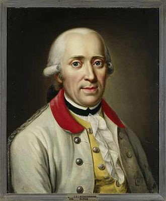 Christian Friedrich von Blanckenburg – Wikipedia