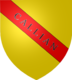 Coat of arms of Callian