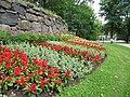 Blomplantering i Borås Stadspark 2010 - panoramio.jpg