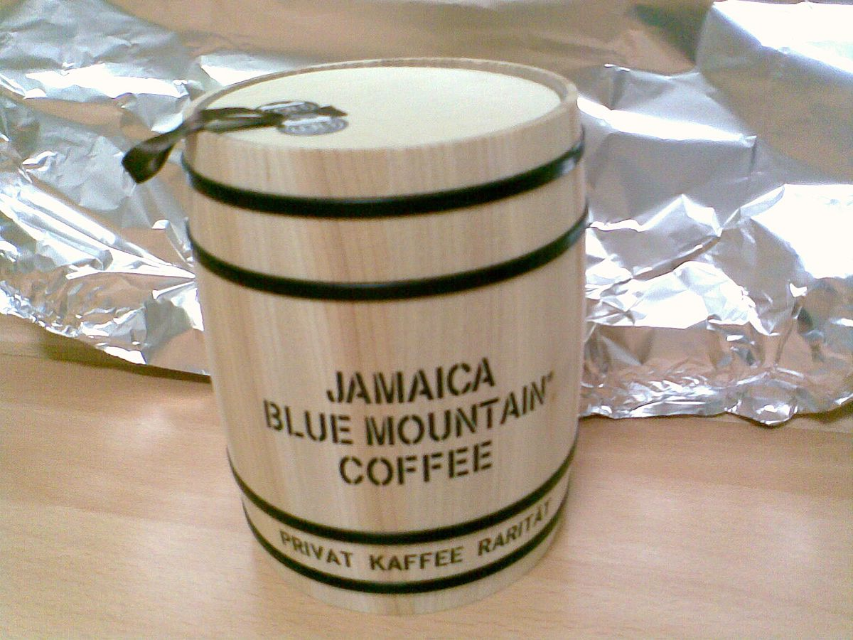Blue Mountain Coffee Jamaica Wiki