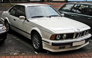 BMW M - Image: Bmw 6er sst