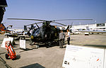 Bo-105 helicopter at Paris Air Show 1989.JPEG