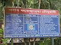 Board displays the bio of Nawab Faizunnesa 1.jpg