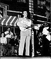 Bobbejaan schoepen grand ole opry 1953.jpg