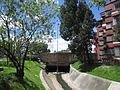 Bogotá canal Arzobispo llegada a la kr 30.JPG