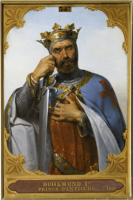 Файл:Bohemond I of Antioch (by Blondel).jpg