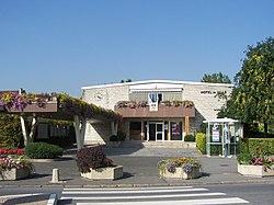 Bois-d'Arcy 78 Mairie.JPG
