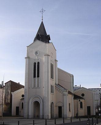 Bois-Colombes - Notre-Dame de Bon Secours