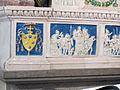 Bolsena, s. cristina, chiesa maggiore, int., ciborio di benedetto buglioni 11.JPG