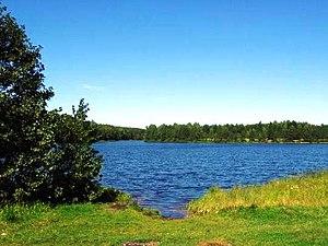 Bondarsky District - Lake in Bondarsky District