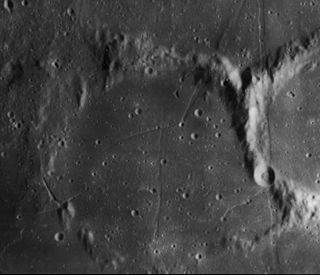 Bonpland (crater) impact crater