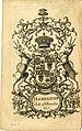 Bookplate-Hamilton Duke of Brandon.jpg