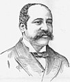 Boston Attorney and Anti-lynching advocate, Edward Everett Brown art detail, from- The Colored American front page Nov 25, 1899 (cropped).jpg