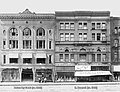 Boston Dry Goods and Harris Newmark buildings 1899.jpg