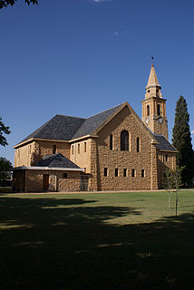Bothaville Place in Free State, South Africa
