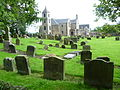 Bothkennar Parish Church and Churchyard.JPG
