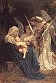 Bouguereau, Le chant des anges, 1881 (5589769897).jpg