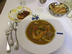 Image illustrative de l'article Bouillabaisse
