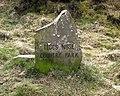 Boundary marker - geograph.org.uk - 2325540.jpg