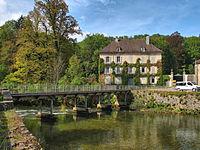 Bourg de Sirod, maison des maîtres de Forges.jpg