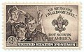 Boy Scouts of America postage stamp June 30, 1950.jpg